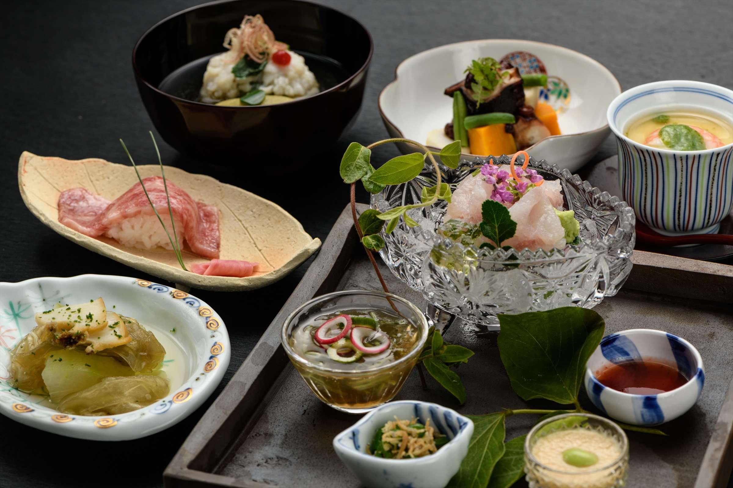 『能登の里山里海』がテーマの日本海の味覚