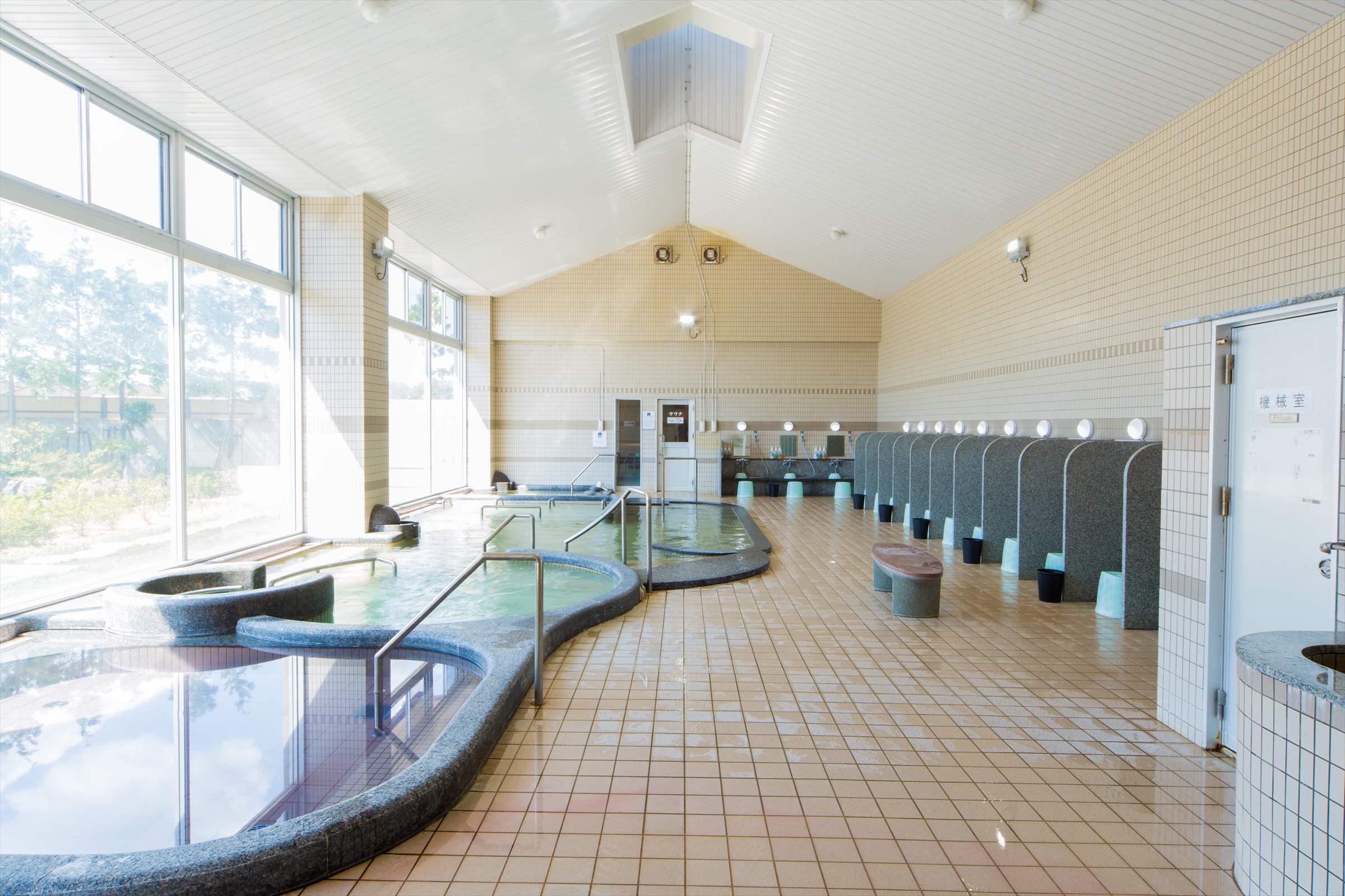 珠洲鉢ケ崎温泉「元気の湯」